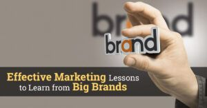 Big Brand Marketing Lessons - Bindura Digital Marketing Agency
