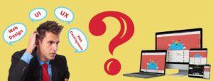 Difference Between Web Design, Website Development, UI, UX- Bindura Digital Marketing