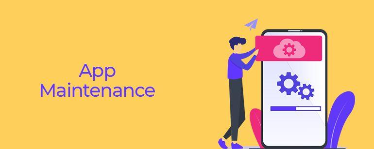 Mobile App Maintainance- Bindura Digital Marketing Company